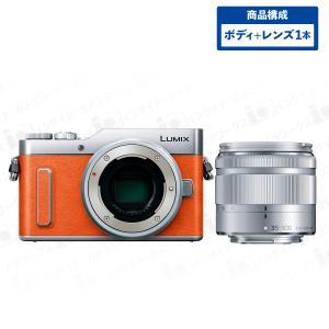 Panasonic LUMIX DC-GF10 ボディ オレンジ + 望遠ズームレンズセット G VARIO 35-100mm/F4.0-5.6|insight-shop