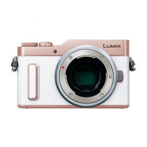 Panasonic LUMIX ミラーレス一眼カメラ DC-GF10(DC-GF90) ボディ ホワイト パナソニック ルミックス|insight-shop