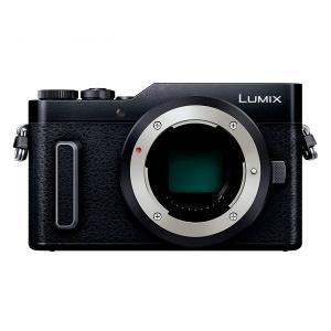 Panasonic LUMIX ミラーレス一眼カメラ DC-GF90(DC-GF10) ボディ ブラック パナソニック ルミックス|insight-shop