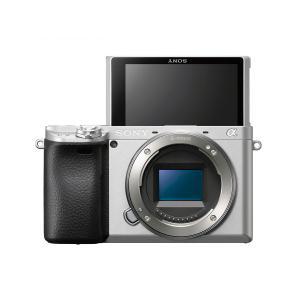 SONY α6400 ILCE-6400 ミラーレス一眼 ボディ シルバー ソニー アルファ ミラーレス一眼カメラ|insight-shop