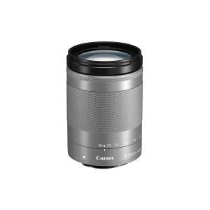 Canon 高倍率ズームレンズ EF-M18-150mm F3.5-6.3 IS STM シルバー ミラーレス一眼対応 キヤノン 望遠レンズ|insight-shop