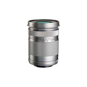 OLYMPUS 望遠ズームレンズ M.ZUIKO DIGITAL ED 40-150mm F4.0-5.6 R シルバー オリンパス 望遠レンズ|insight-shop