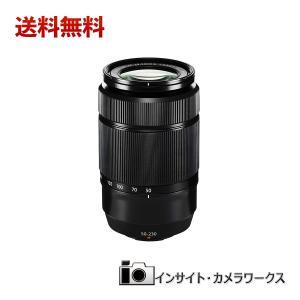 FUJIFILM フジノンレンズ XC50-230mmF4.5-6.7 OIS II ブラック フジフイルム 富士フイルム 店舗仕様箱 insight-shop