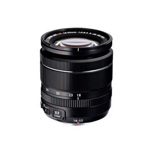 FUJIFILM フジノンレンズ XF 18-55mm f:2.8-4.0 R LM OIS ブラック フジフイルム 富士フイルム 交換レンズ insight-shop