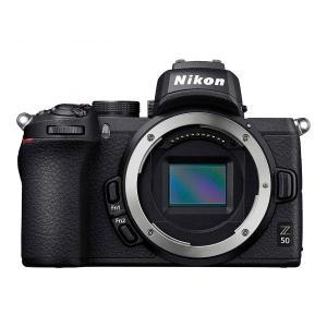 Nikon ミラーレス一眼カメラ Z50 ミラーレス一眼 ボディ ニコン|insight-shop