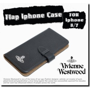 Vivienne Westwood Flap Iphone Case For iphone 8/7 ...