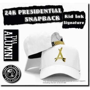 Tha Alumni Clothing 24K PRESIDENTIAL SNAPBACK アルムナ...
