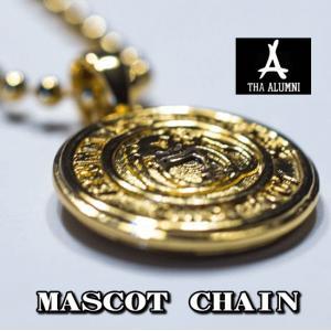 【期間限定SALE】/Tha Alumni Clothing MICRO GOLD MASCOT C...