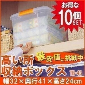 衣装ケース プラスチック ロック TB-43 ...の関連商品9