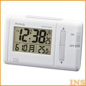 MAG目覚まし時計 ファルツ T-692 WH...の関連商品4