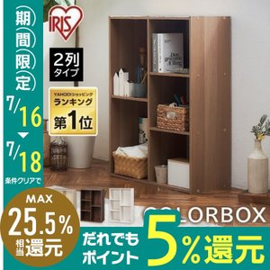 2列コンビタイプのCBボックスです。キッチンの食品ストック・整理整頓に!リビングの飾り棚としても便利...