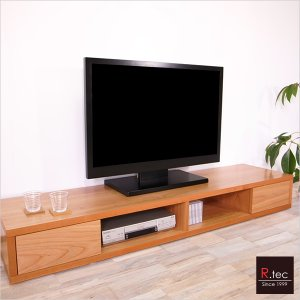 テレビボード シルバーレッグ 180 ローボード ブラックチェリー|instcompany