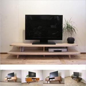 テレビ台 テレビボード ナチュラルテイスト 北欧 ミッドセンチュリー カントリースタイル HANE 170TVボード|instcompany