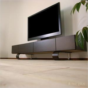 テレビ台 おしゃれ 北欧 完成品 ダークブラウン 幅160cm|instcompany