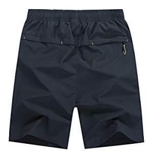 TACVASEN スポーツ フィットネス パンツ 夏用 速乾ズボン ゆったり ストレートパン メンズ...