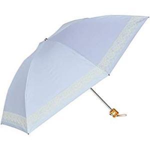 ブラオ AURORA(オーロラ) 東レ サマーシールド レースプリント UV遮光遮熱 晴雨兼用おりた...