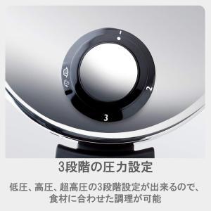 フィスラー 圧力鍋 IH対応 プレミアム プラス 4.5L ガラスフタ付き 92-04-11-511