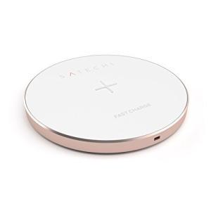 Satechi Qi ワイヤレス充電パッド iPhone 11 Plus Max/11 Plus/1...