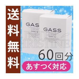 GASS水素水ボトル専用 MH-1(GASS水素発生剤) 30個×2箱セット  60回分 17時まであすつく対応 ポイント10倍|inter-c