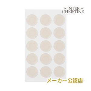 HINアクネスラボ ポイントパッチ小(15mm) 15枚入り inter-c