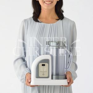 〜水素吸入セット付属〜水素水生成器 ルルドハイドロフィクス /日本製/高濃度水素水サーバー/水素キーパー付属|inter-c|05