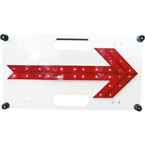 【代引き不可】LED 方向指示板  (矢印板) inter-shop