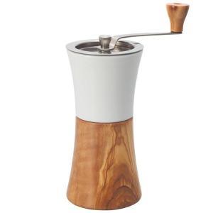 送料無料HARIO(ハリオ) セラミックコーヒーミル・ウッド MCW-2-OV inter-shop
