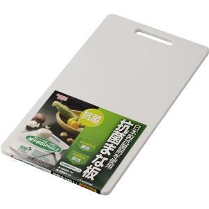 送料無料〔50セット〕 抗菌まな板/キッチン用品 〔LLサイズ〕 ホワイト 塩素漂白可 『HOME&HOME』〔代引不可〕|inter-shop