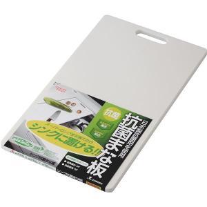送料無料〔50セット〕 抗菌まな板/キッチン用品 〔シンクに置ける ロングタイプ〕 ホワイト 塩素漂白可 『HOME&HOME』〔代引不可〕|inter-shop