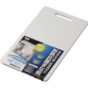 送料無料〔50セット〕 耐熱 抗菌まな板/キッチン用品 〔Lサイズ〕 ホワイト 37×22×1.2cm 食洗機・乾燥機対応〔代引不可〕|inter-shop