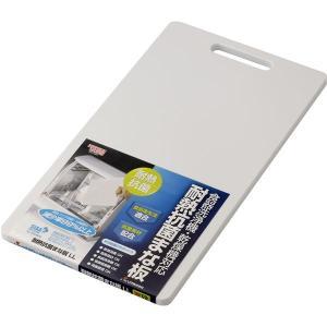送料無料〔50セット〕 耐熱 抗菌まな板/キッチン用品 〔LLサイズ〕 42×23×1.2cm ホワイト 食洗機・乾燥機対応 『HOME&HOME』〔代引不可〕|inter-shop