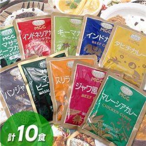 送料無料世界のカレー 10食セット