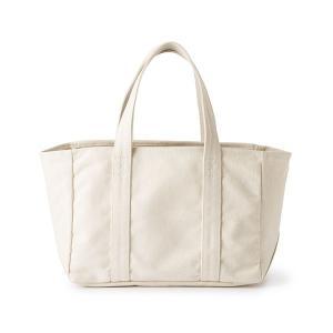 中川政七商店 帆布のワークバッグ  動く 仕切りのトートバッグ 小