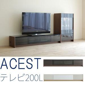 テレビL ACESTエスト テレビ 200L モリタインテリア|inter3i
