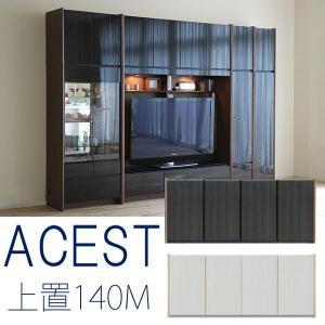 壁面収納 ACESTエスト 上置き 140M  モリタインテリア inter3i
