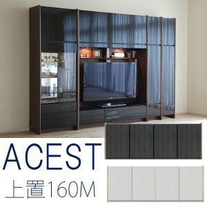 壁面収納 ACESTエスト 上置き 160M  モリタインテリア inter3i