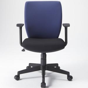 オフィスチェア SOHOチェア 書斎 パソコンチェア 肘付 イス 椅子 スタンダードアームチェア DD−C501 Valvanne バルバーニ inter3i