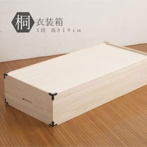 衣装箱 1段高さ19cm HI−0001|inter3i