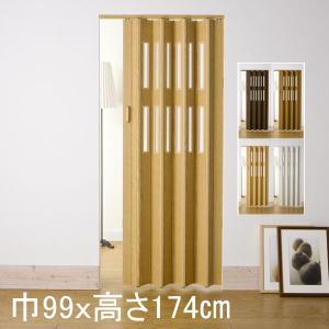 パネルドア  フルネス製 クレア(窓付きタイプ) 規格品 幅99cmx高さ174cm|interia-kirameki