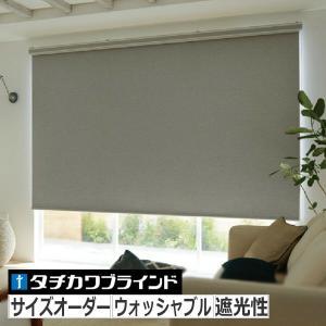 ロールスクリーン オーダー 遮光 ロールカーテン タチカワ エブリ|interia-kirameki