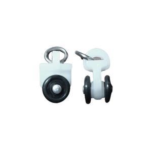 トーソー カーテンレール エリート用 静音ランナー(ニューランナー)  1セット8個|interia-kirameki