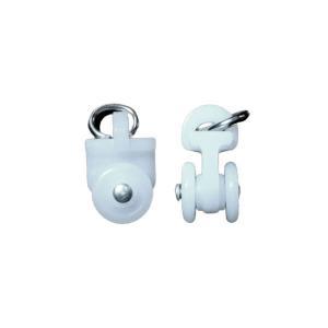 トーソー カーテンレール エリート用 エリートランナー 1セット8個 interia-kirameki