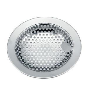 銅を含有する抗菌ステンレス鋼を使用しているので衛生的で錆びにくく丈夫です。つまみ付なので取り外しやす...