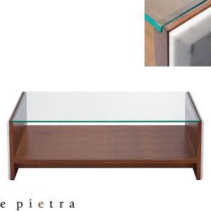 大理石 リビングテーブル ウォールナット ローテーブル 北欧 センターテーブル ガラステーブル おしゃれ|interior-bagus