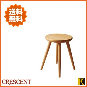 飛騨産業 スツール 木製 丸スツール 北欧 椅子 無垢 丸椅子 おしゃれ 日本製 国産|interior-bagus