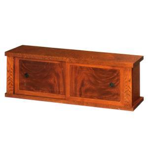 置床 欅 置き床 和風 サイドボード 床の間 飾り台 日本製 飾り棚 国産 interior-bagus