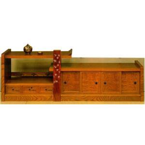 置床 置き床 サイドボード 和風 床の間 飾台 飾り台 飾棚 飾り棚 interior-bagus