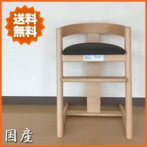 ベビーチェア 木製 ベビーチェアー ハイチェア 北欧 子供椅子 ハイタイプ 安心 安全 interior-bagus