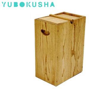 ゴミ箱 ふた付き ごみ箱 木製 ダストボックス おしゃれ|interior-bagus