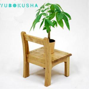 キッズチェア 木製 キッズチェアー 無垢材 手作り 子供椅子 北欧 花台 おしゃれ|interior-bagus